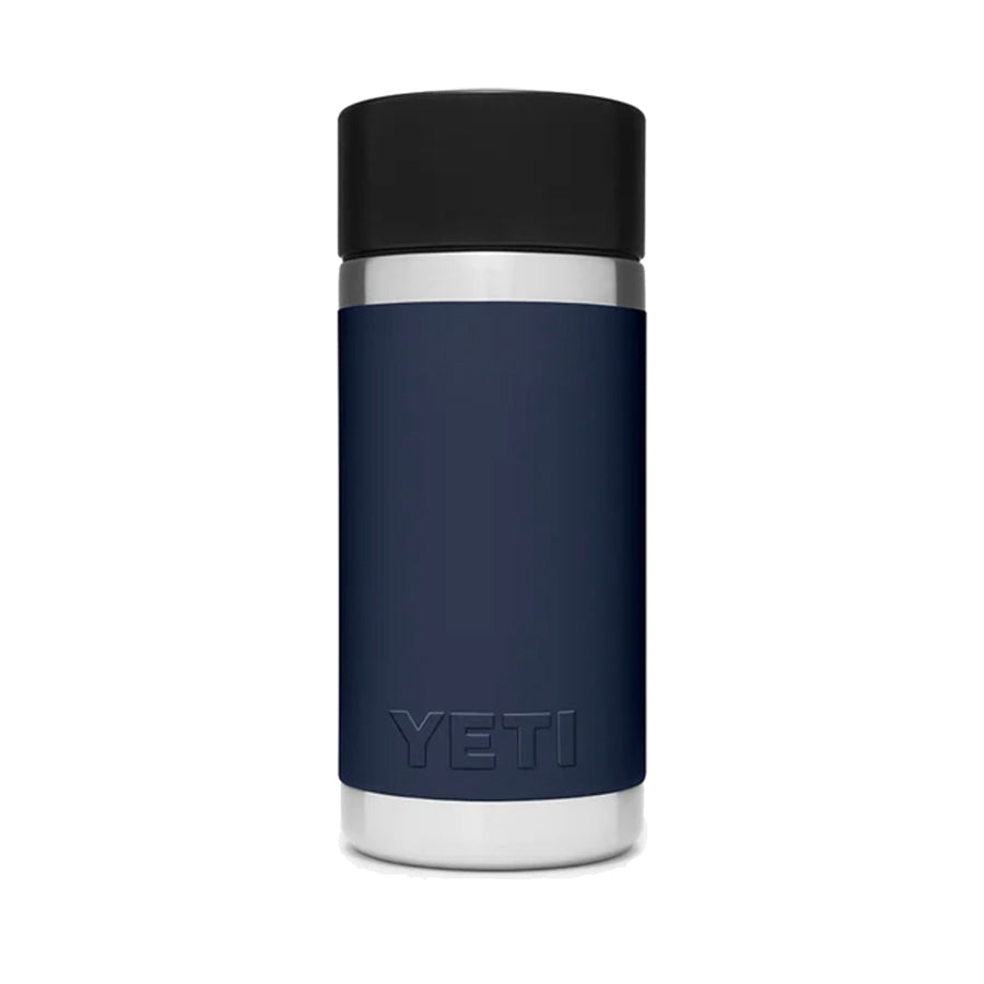 Yeti 12 Ounce Reusable Bottle with Hotshot Cap Navy