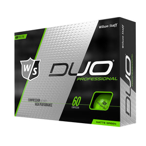 Wilson Staff Duo Professional Green