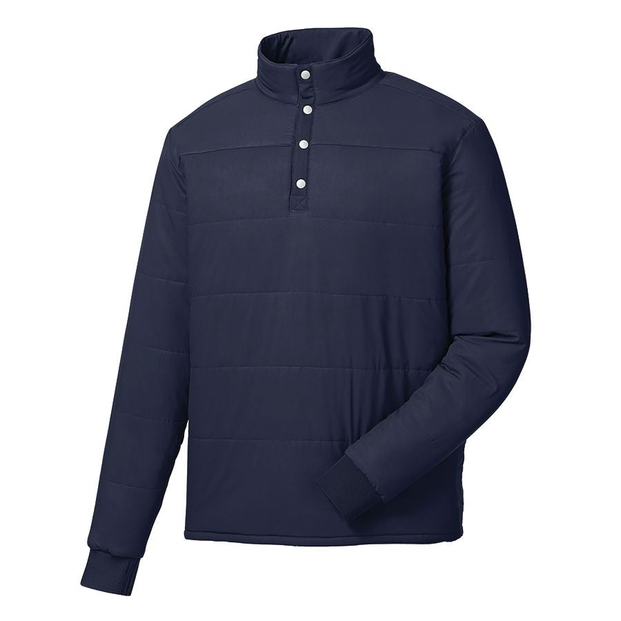 FootJoy Men's Thermal Mid-Layer Pullover Navy