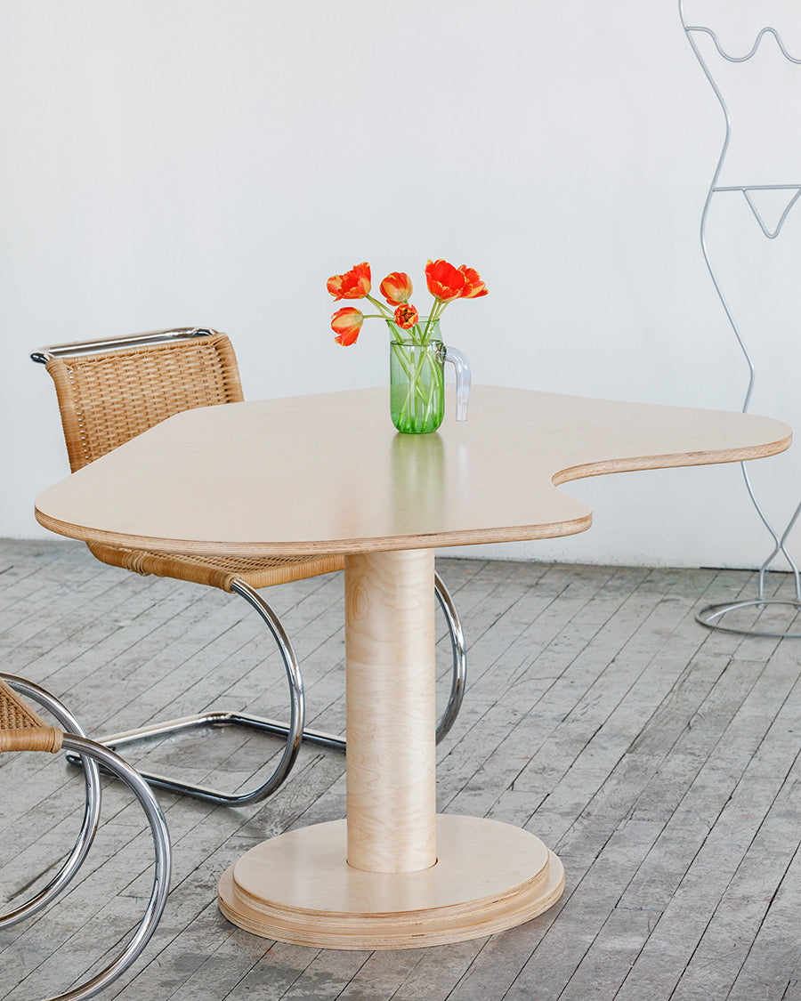 Birch Dining Table