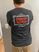 Load image into Gallery viewer, Swamp Haven Long-Sleeve T-shirt