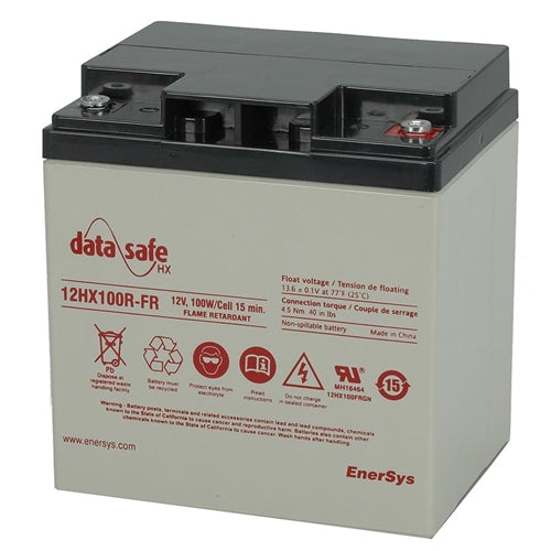 EnerSys DataSafe 12HX100R-FR
