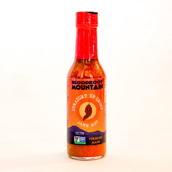 Hot Sauce - Bloodroot Mountain