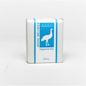 Emu Oil Bar Soap - Vermont Prime Emu Producers