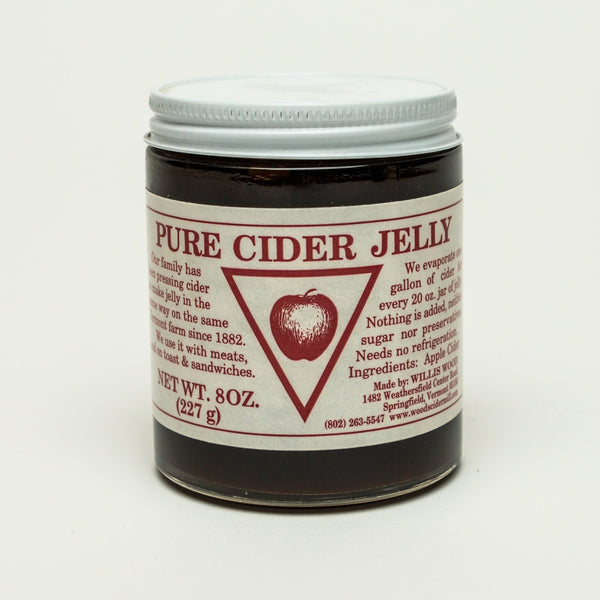 Pure Cider Jelly - Wood's