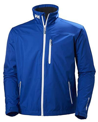 Helly Hansen Crew Midlayer Jacket - Charles Blue