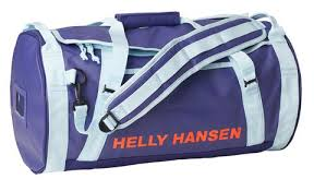Helly Hansen Duffel Bag 70L - Charles Blue