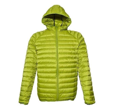 Lhotse Coco 3 Man Down Jacket 2020 - Charles Blue