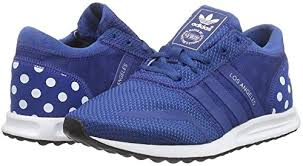 Zapatillas Adidas Los Angeles W - Charles Blue