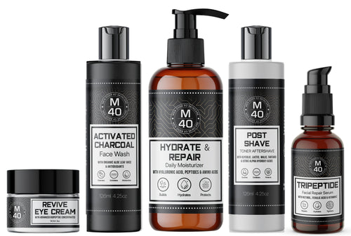 Men Over 40 Skincare Collection