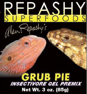 Repashy Grub Pie Reptile 6 oz Jar - bean-farm