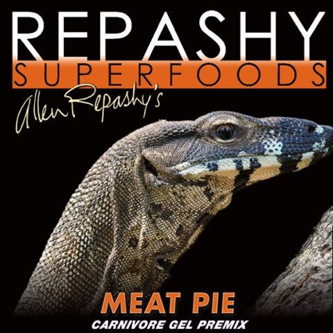 Repashy Meat Pie, Carnivore Gel Premix, 12 oz Jar