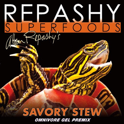 Repashy Savory Stew, 12 oz Jar - bean-farm