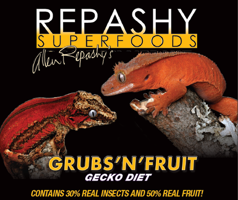 Repashy Grubs 'N' Fruit Gecko Diet 6 oz JAR