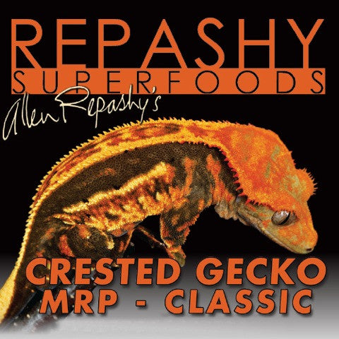 "Repashy Crested Gecko MRP ""Classic"" 6 oz Jar - bean-farm"
