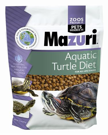 Mazuri Aquatic Turtle Diet - bean-farm