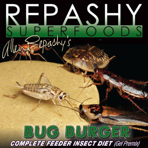 Repashy Bug Burger, 12oz Jar - bean-farm