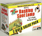 Basking Spot Lamp - 50 watt 2 pack