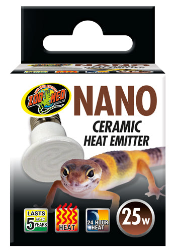 Nano Ceramic Heat Emitter 25 watt - bean-farm