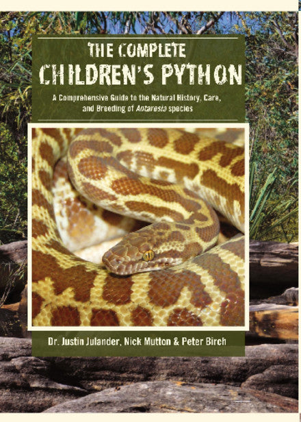 The Complete Children's Python