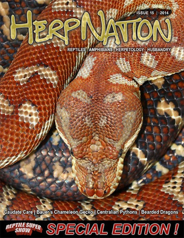 Herp Nation Magazine, Issue #15