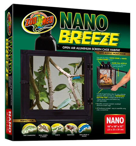 ReptiBreeze, Nano - bean-farm