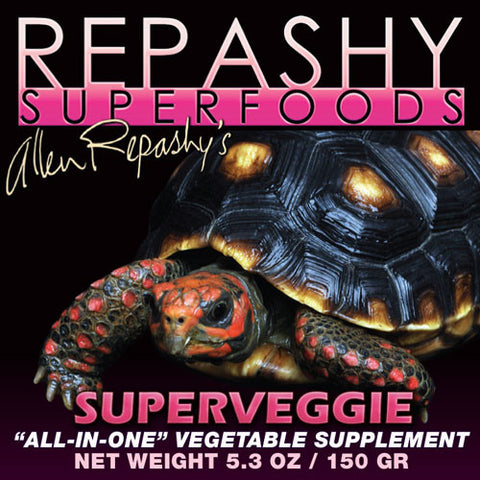 "Repashy Superveggie ""Veggie Dust VF"", 12 oz. Jar"
