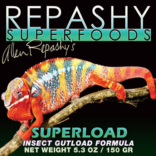 "Repashy Superload ""Insect Gutload ILF"", 12 oz Jar"