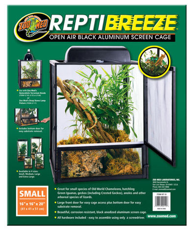 ReptiBreeze, Small