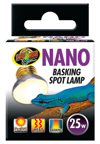 Nano Basking Spot Lamp - 25W - bean-farm
