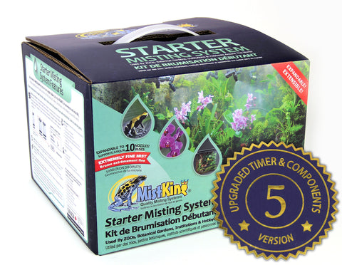 MistKing Mist Kit, Starter Misting System - 5th generation