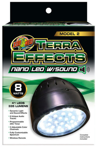 TerraEffects Nano LED with Sound