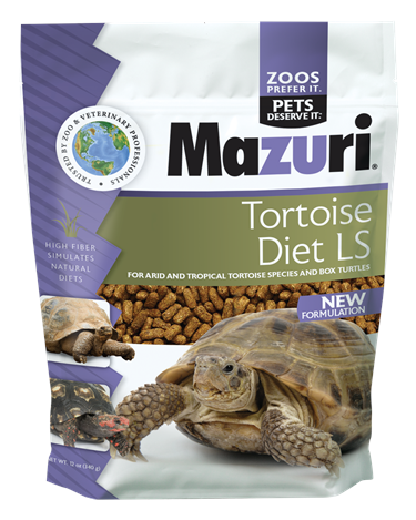 Mazuri Tortoise Diet - bean-farm