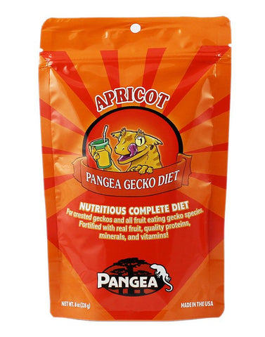 Pangea Fruit Mix Banana Apricot Complete Gecko Diet, 8 oz bag - bean-farm