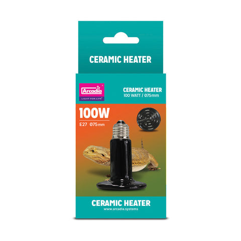 Ceramic Heaters, 100 watt
