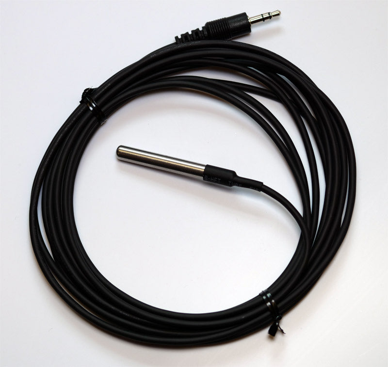 Herpstat Steel Tipped Temperature Replacement Probe
