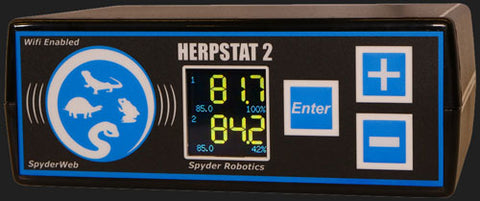 Herpstat 2 Spyderweb Proportional Thermostat