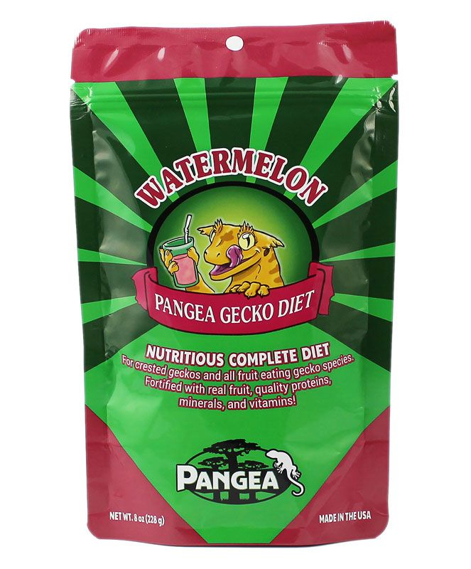Pangea Fruit Mix Watermelon Mango Complete Gecko Diet, 2 oz bag