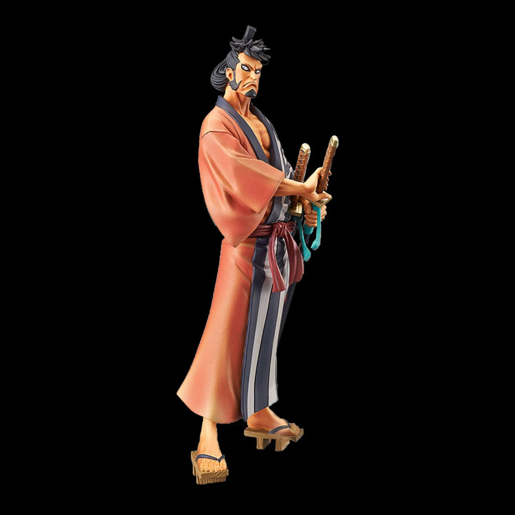 One Piece Dxf~The Grandline Men~ - Wanokuni Vol.4
