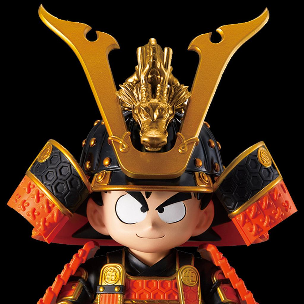 DRAGON BALL DRAGON BALL JAPANESE ARMOR & HELMET FIGURE (ver.A)