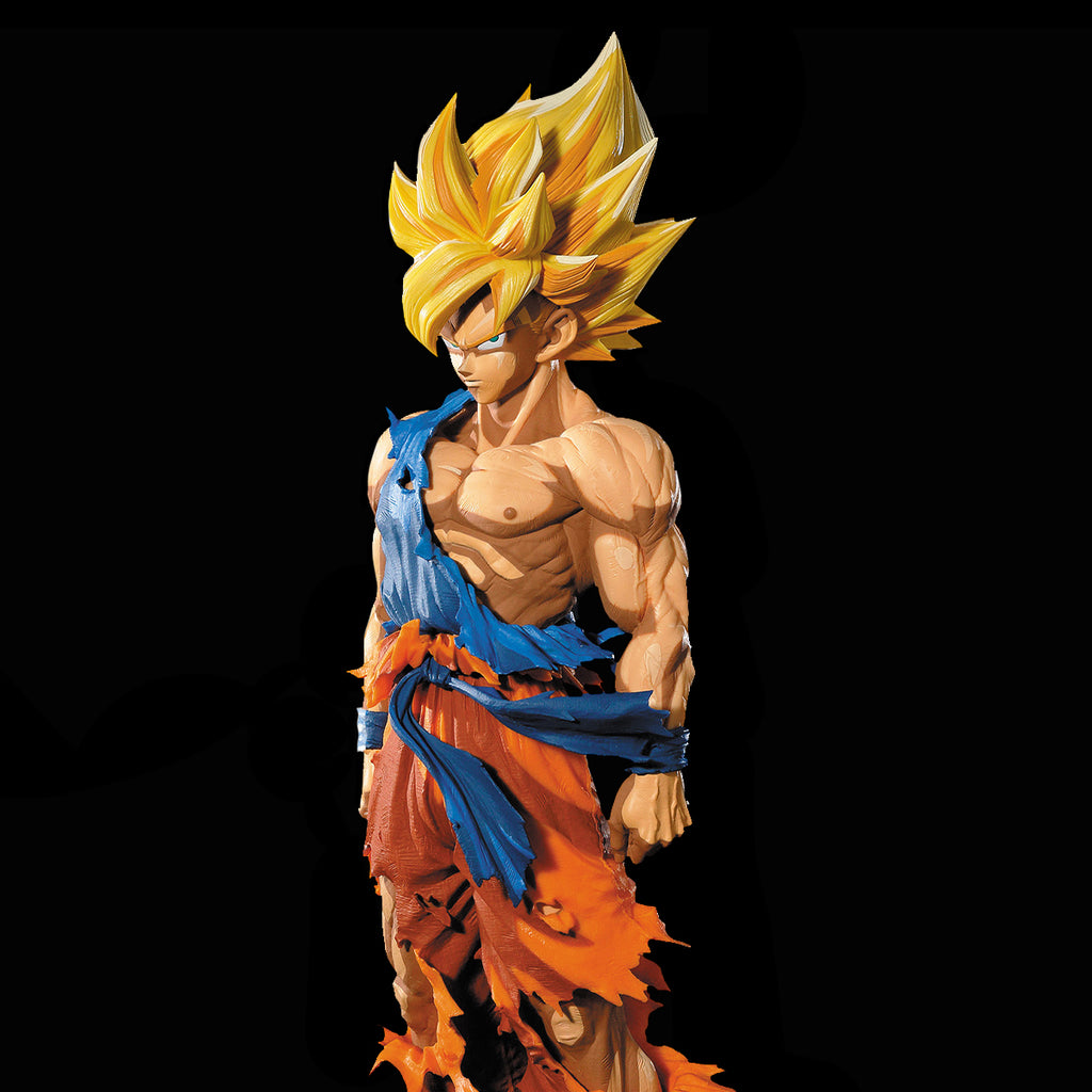 DRAGON BALL Z SUPER MASTER STARS PIECE THE SON GOKU -MANGA DIMENSIONS-