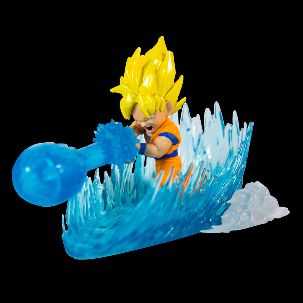 Dragon Ball Figura Coleccionable Bandai Final Blast Super Saiyan Goku