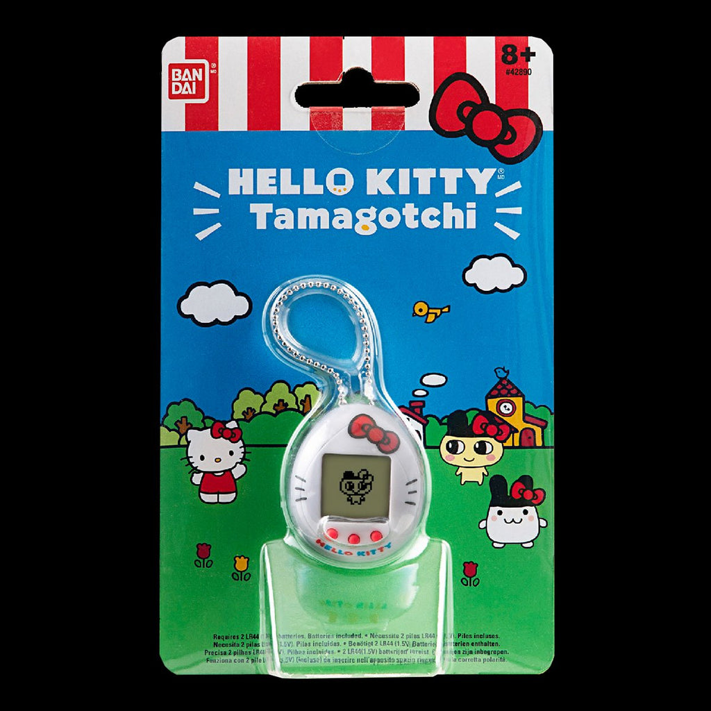 Tamagotchi Hello Kitty Blanco