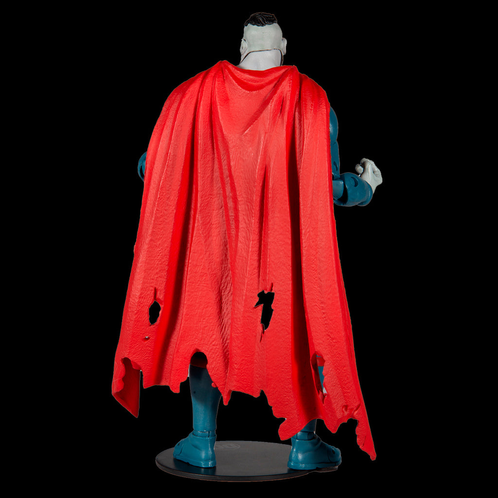 MCF FIGURA DE ACCIÓN SUPERMAN BIZARRO 7