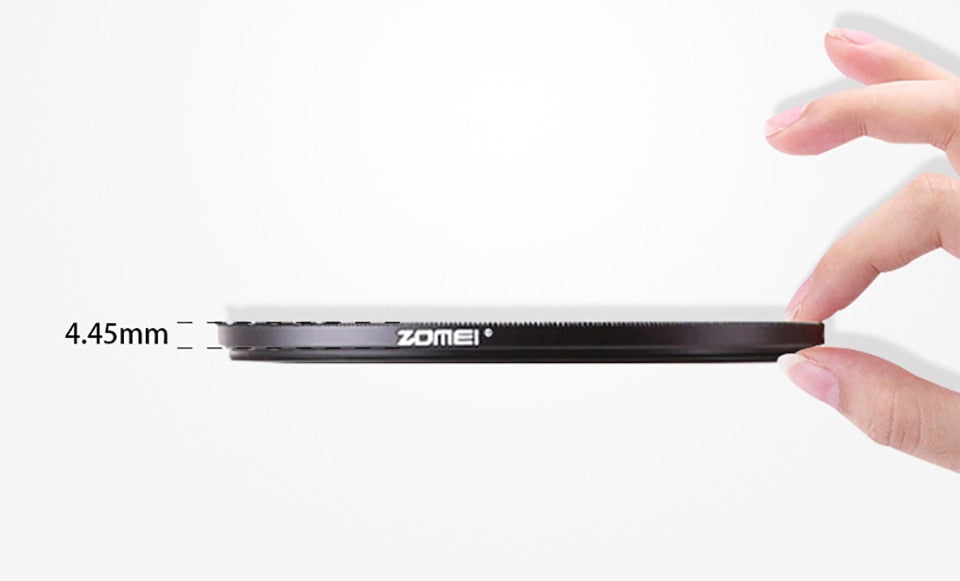 Zomei UV Filter (diverse maten)
