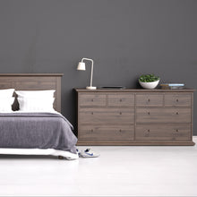 Load image into Gallery viewer, Chest of 8 Drawers Walnut