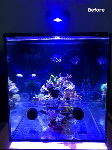 Aquaknight V2 Nano LED Light Shade