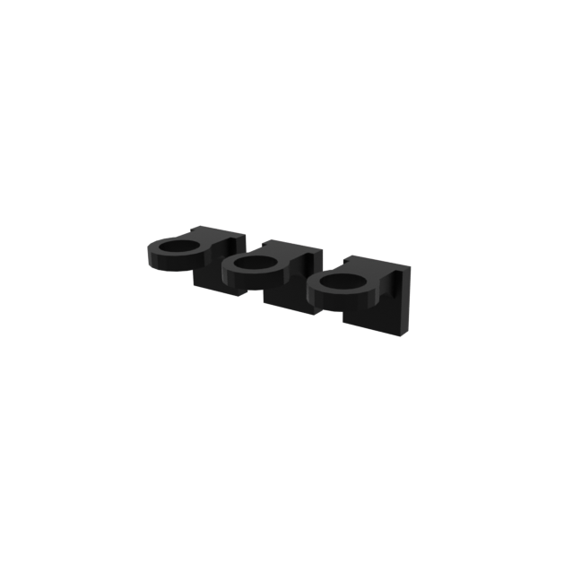 Gluable Frag Holder 3 Pack
