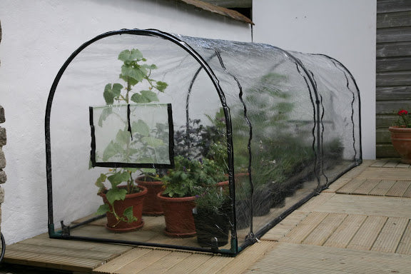 Haxnicks-Grower System- Grower frame -vegetable growing- plant growing