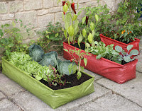 haxnicks- new range of patio planter- innovative patio planters- urban gardening